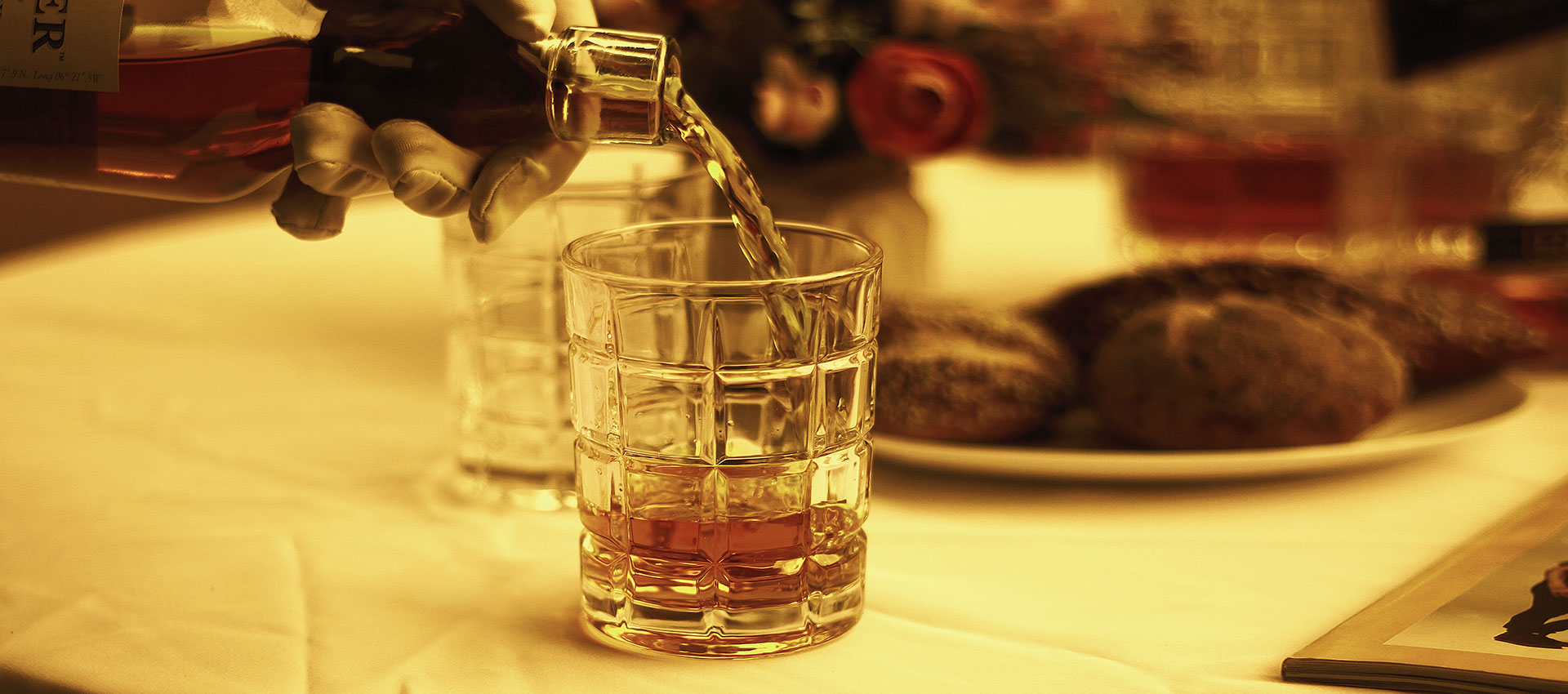 Decanter di whisky