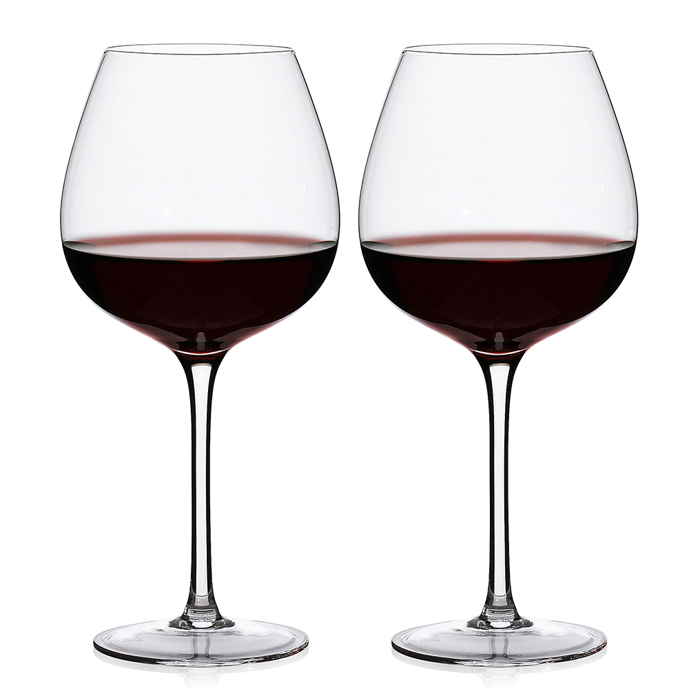Wine-Red Wine Glass